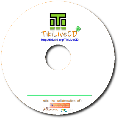 Tiki Live CD