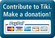 Contribute to Tiki