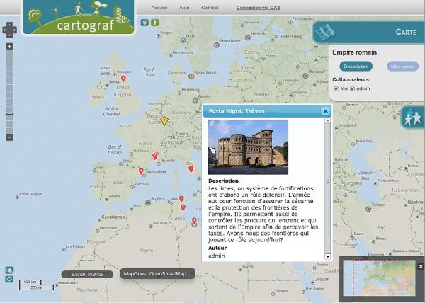 CartoGraf site