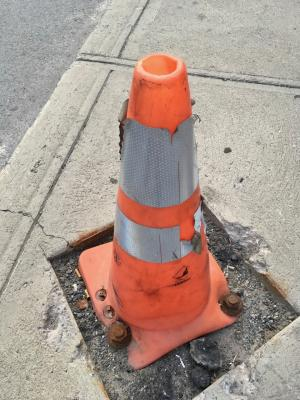 No One's Taking This Cone!
